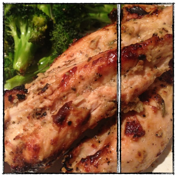 jalapeno dijon grilled chicken